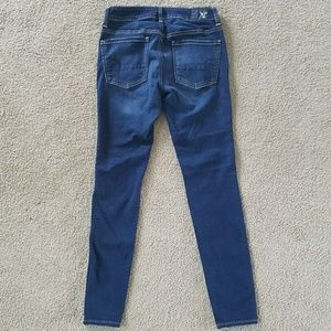 American Eagle Outfitters Jeans - AEO Denim Jegging Distressed Jeans